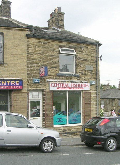 Central Fisheries - Allerton Road