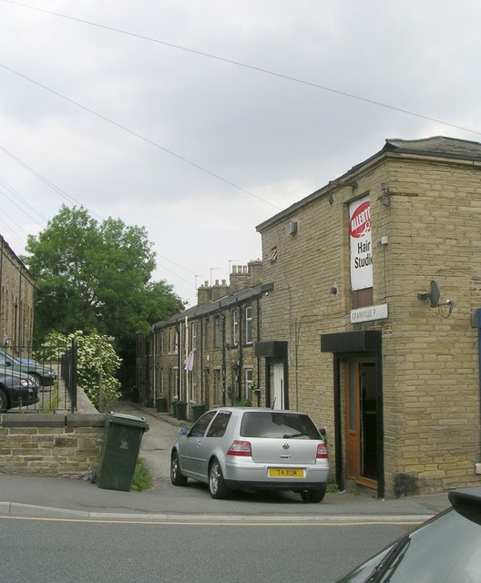 Granville Place - Allerton Road