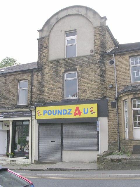 Poundz 4 Us - Allerton Road