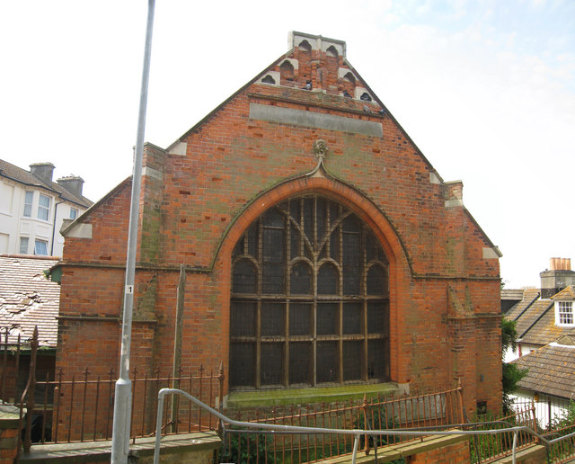 Chapel on Alley Way