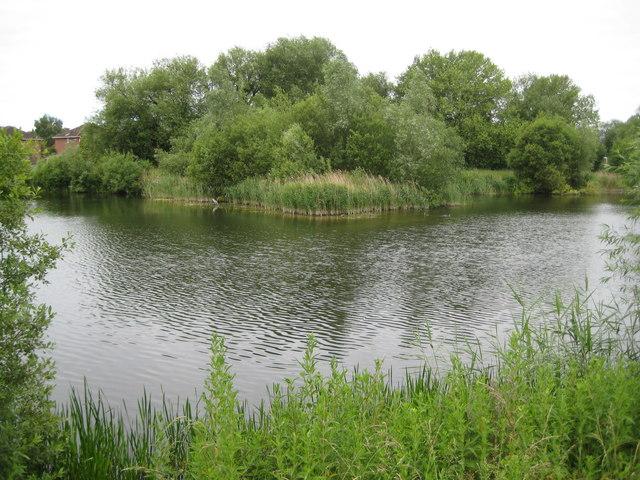Staines: Church Lammas Lakes (1)