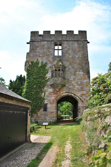 Marmion Tower, West Tanfield