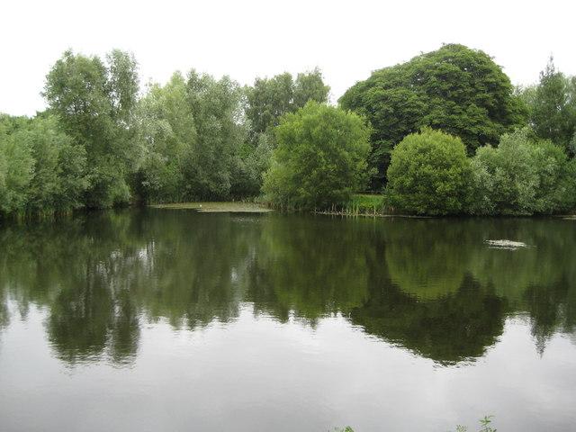 Staines: Church Lammas Lakes (2)