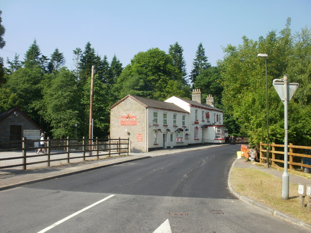 The Fountain Inn and Lodge, Parkend