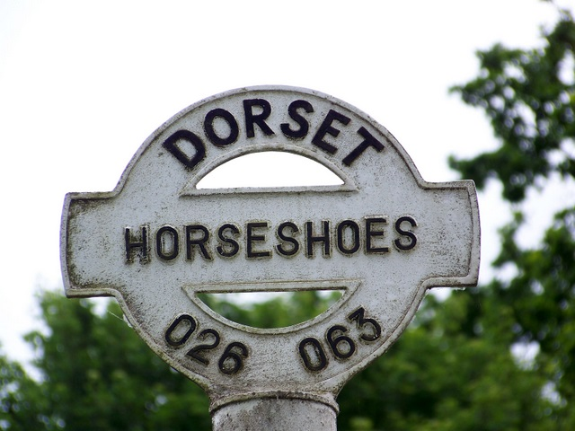 Horseshoes, Chalbury Common