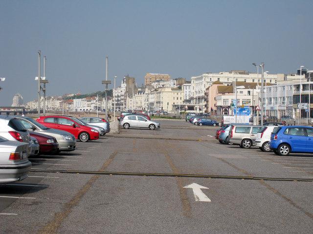 Pelham Place Car Park