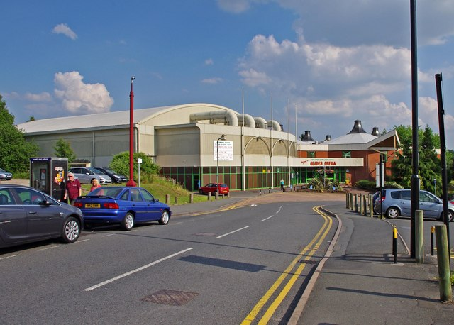 Wyre Forest Glades Leisure Centre & Arena, Bromsgrove Street