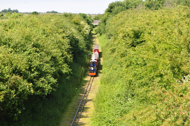 Little Train in the Cutting