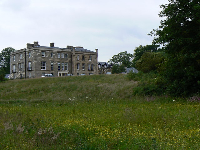 Lainshaw House