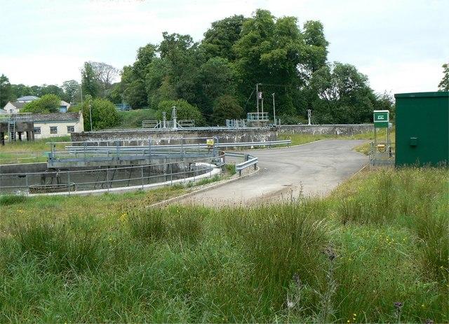 Stewarton sewage farm