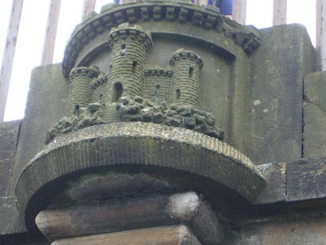 City of Edinburgh emblem, Union Canal