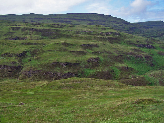 Inland from Ard Beag