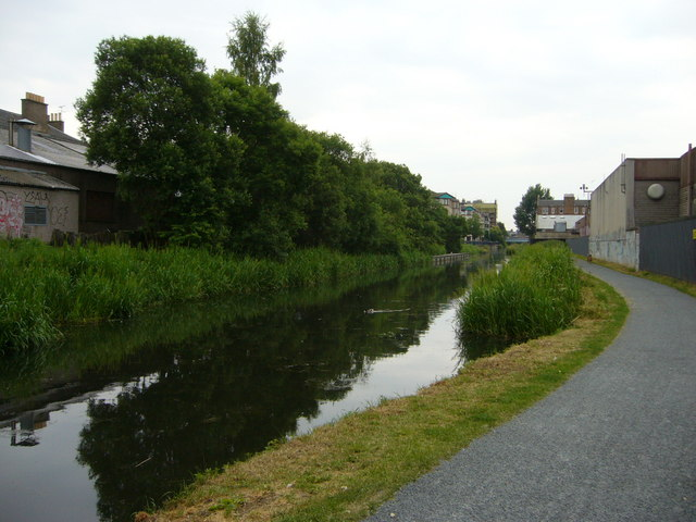 Union Canal at Viewforth