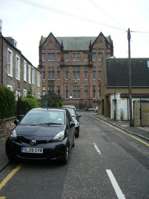 Old Darroch School, Gillespie Place