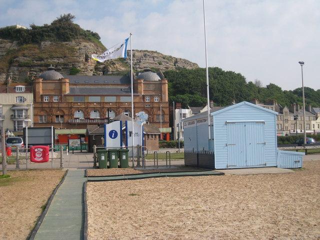 Coastguard Hut