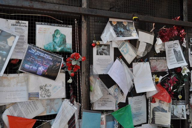 Notes and letters on the Torchwood entrance
