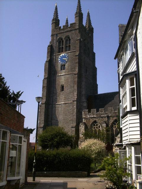 Tenterden, St Mildred's Church Tower