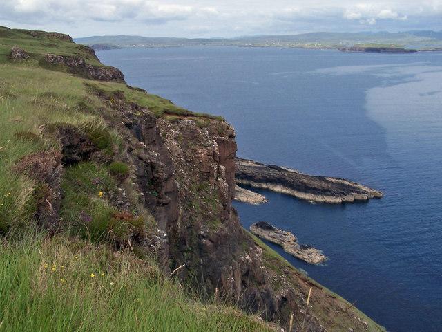 Loch Bracadale from Idrigill Point