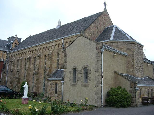 Convent chapel, Gilmore Place