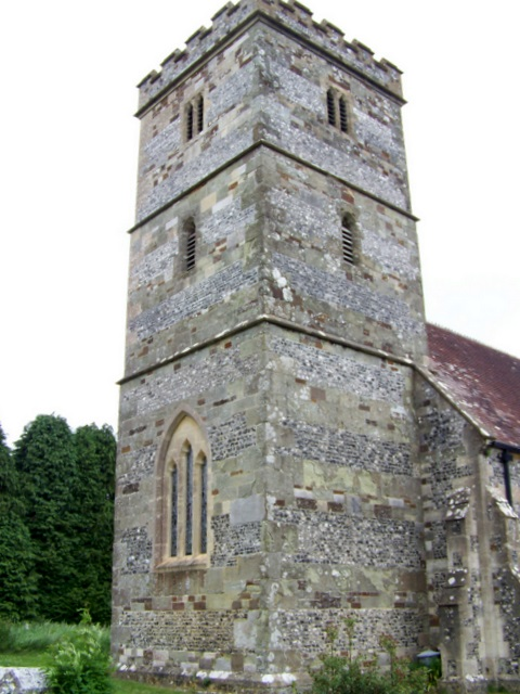 Tower, The Church of St John the Evangelist