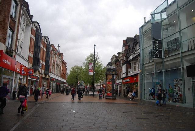 North End, Croydon