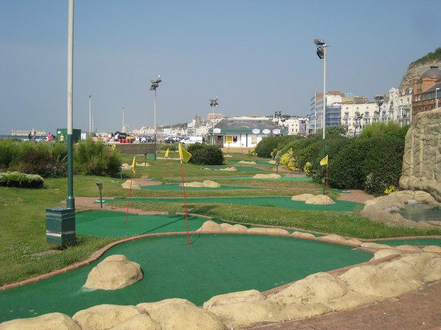 Miniature Golf West Palm Beach