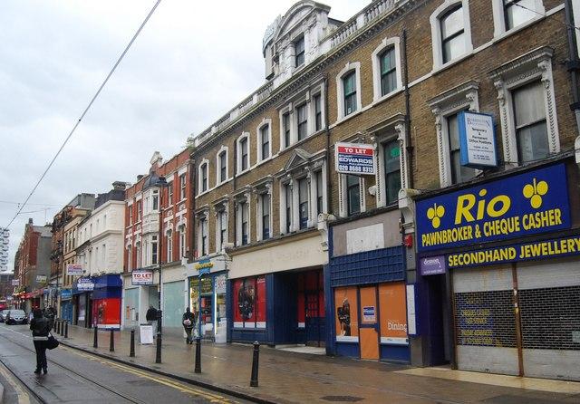 Shops, George St