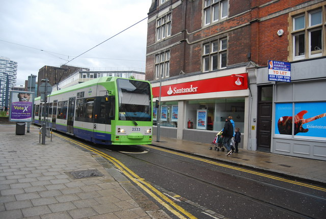 Tram, George St