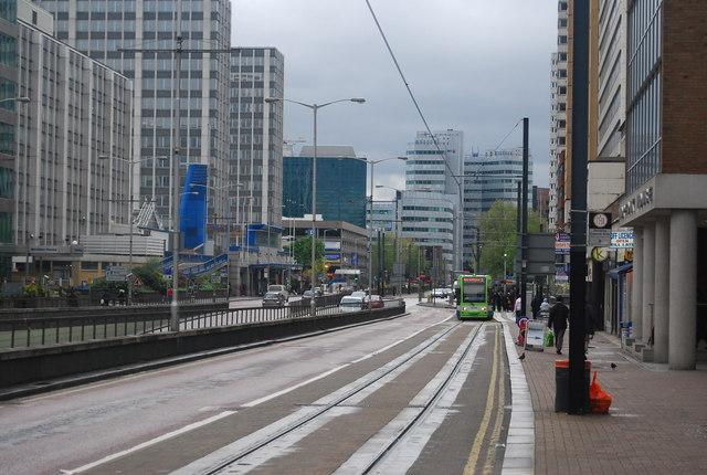 Tramway, Wellesley Rd, Croydon