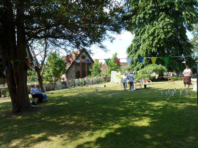 2010 St Peter's Summer Fête (1)