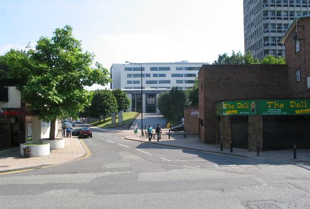 Much Park Street