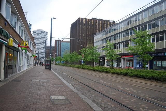 Tramway, George St