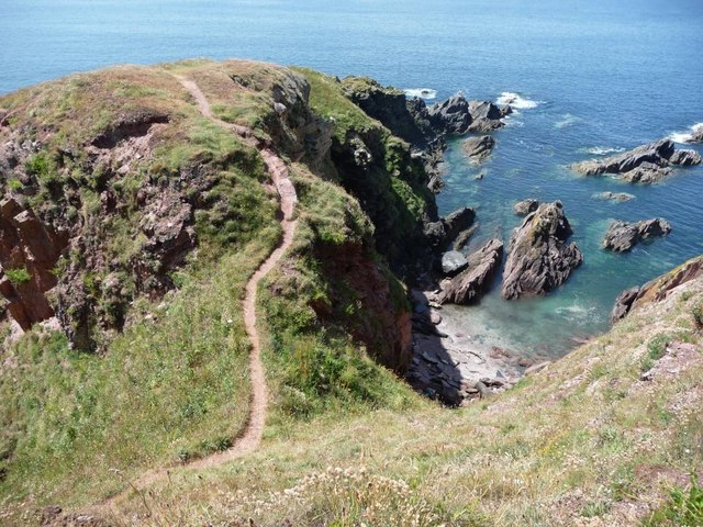 Path along Little Island