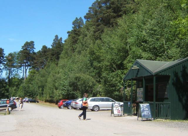 Visitor Information Point