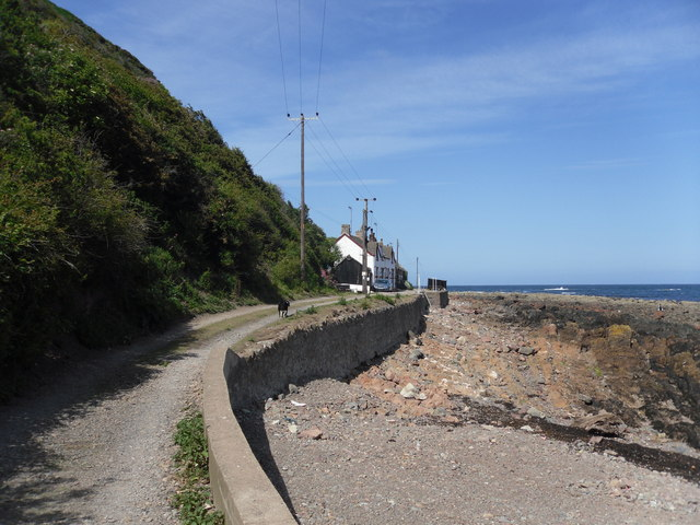 Looking North to Partanhall