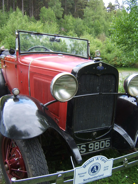 Model 'A' Ford