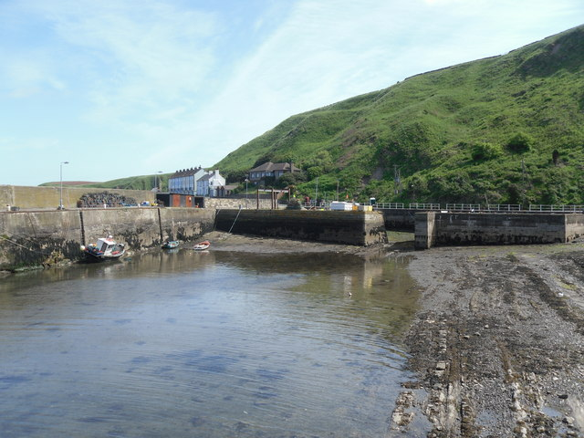 Burnmouth Outer Harbour