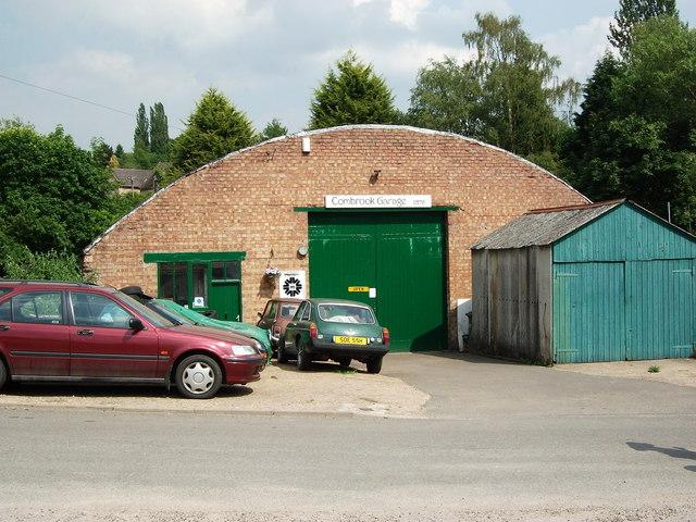 Combrook Garage