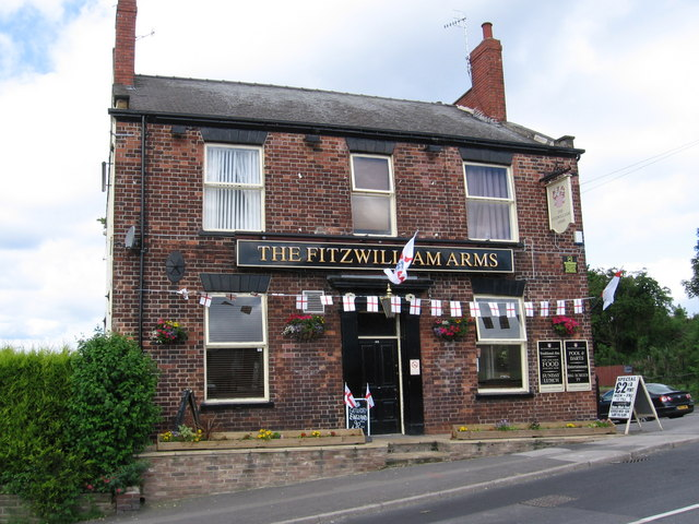 Elsecar - The Fitzwilliam Arms