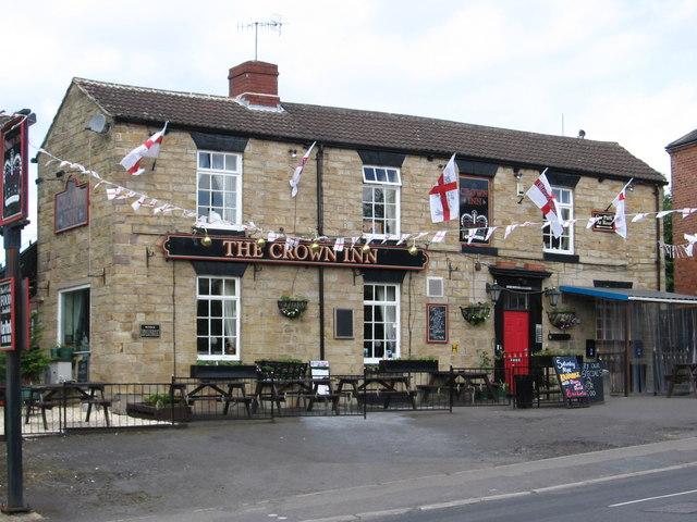 Elsecar - The Crown Inn