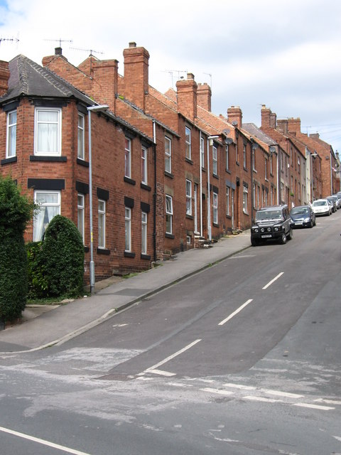 Elsecar - Gill Street