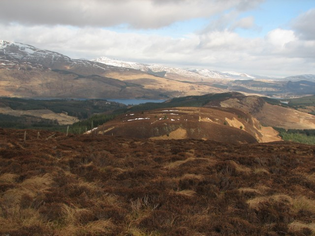 The Menteith Hills