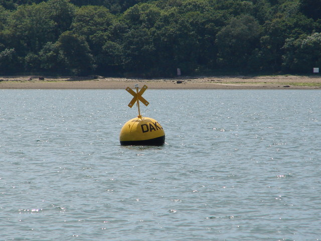 East Patch, Barton Point and Daks racing buoy