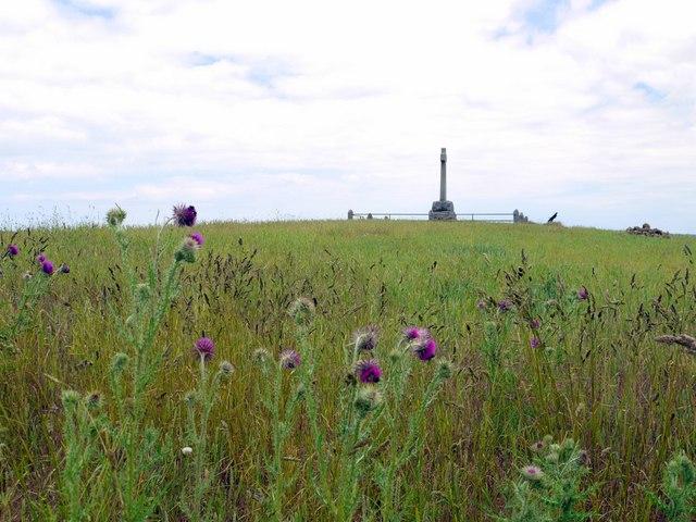 Flodden Monument, Piper's Hill