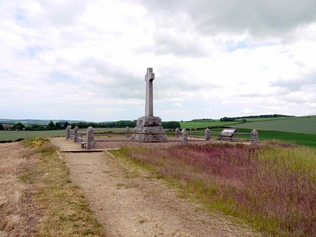 The Flodden Battlefield Memorial