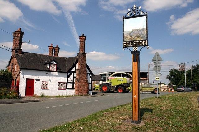Beeston, Cheshire