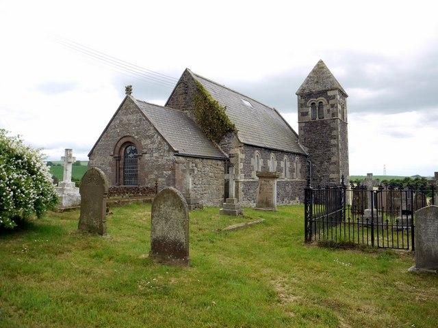 St. Paul's Church, Branxton