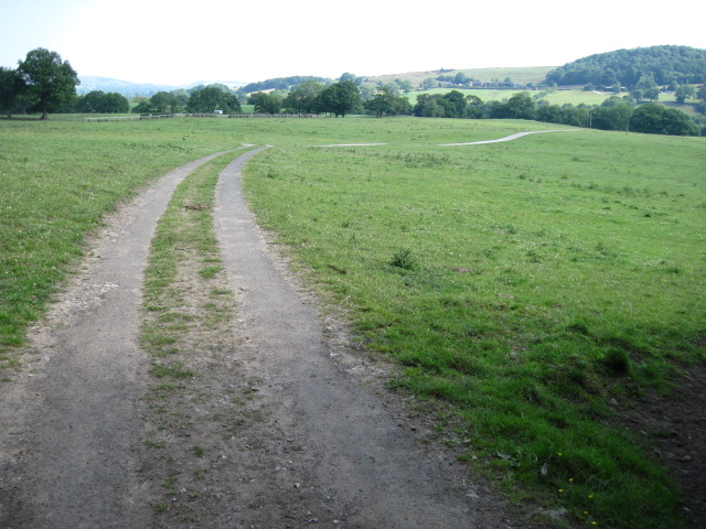 Footpath towards Rudyard Reservoir