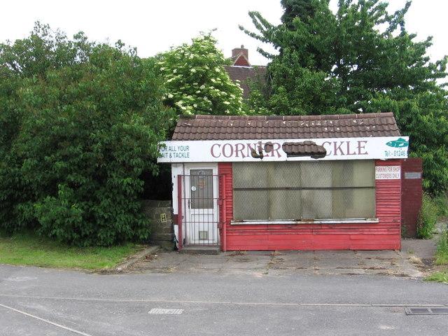 Shuttlewood - Corner Tackle