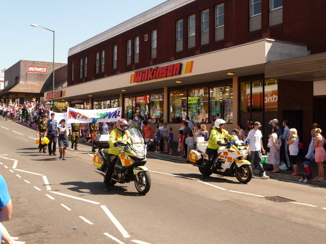 Winton: the carnival commences